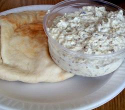Egyptian baba ghanoush