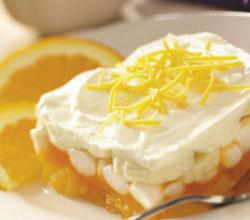 Pineapple Orange Marshmallow Jello
