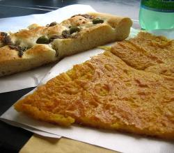 Farinata and Foccacia