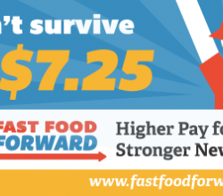 Nyc Fast Food Workers Are Lowest Paid
