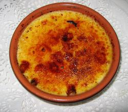 French Creme Brulée