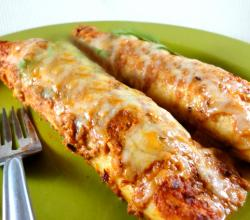 Fresh Corn Enchiladas