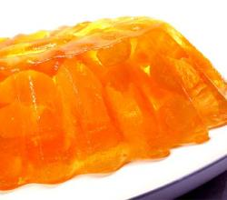 Fresh Fruit Gelatin