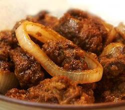 Fried Liver and Onions