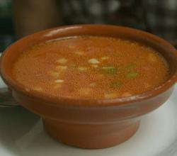 Gazpacho barro