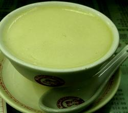 Ginger Milk Pudding