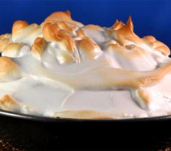 Graham Meringue Pie
