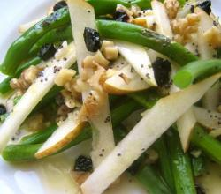 Green Beans And Pears