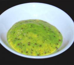 Green Peppercorn Mustard