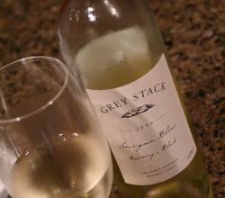 Grey Stack Sauvignon Blanc Rosemary's Block