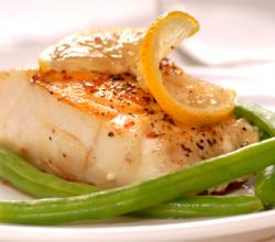 Grilled Cod Steaks
