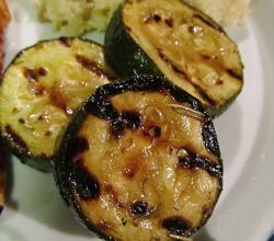 Grilled Zucchini