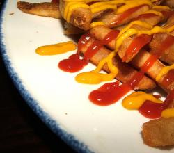 Hard Rock Cafe French Fries