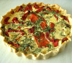 Home Made Quiche