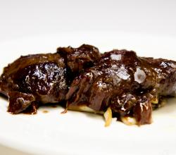 Honey-Glazed Beef Spare-Ribs