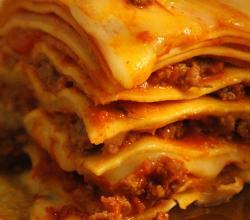 Hot and Spicy Lasagne