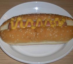 Hot Dog Roll