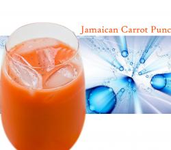 Jamaican Carrot Punch