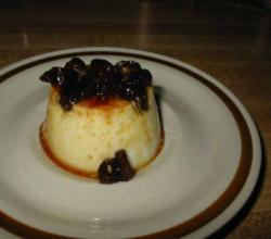 Raisin Pudding