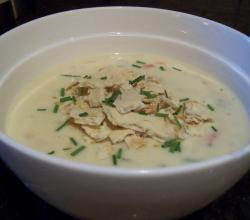 Kennedy Clam Chowder