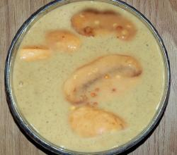 Kidneys In Mustard Cream Sauce