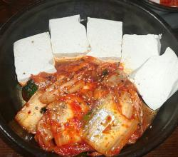 Kimchi with Tofu