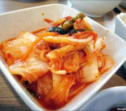 Korean cuisine Kimchi
