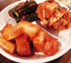 Korean Side Dish Kimchi