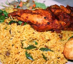 Lahori Chicken Biryani