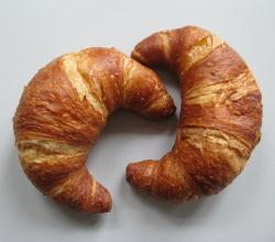 Laugencroissants