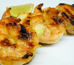 Lemon Grass Prawns