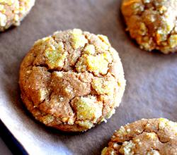 Lemon Spice Cookies