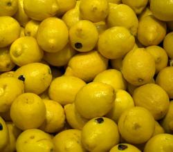 Lemons in a swedish