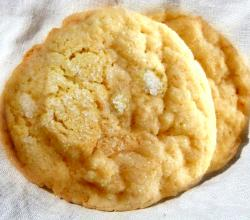 Lemony Sugar Cookies