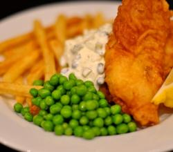 Battered Fish & Chips