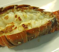 Lobster Tails With Lemon Butter