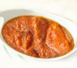 Makhani Fish Curry