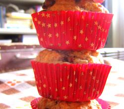 Maple Syrup Muffins