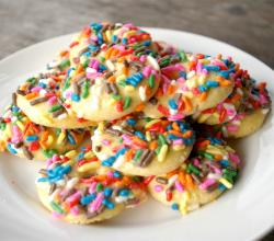 Mexican Butter Cookies