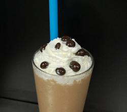 Midnight Espresso Milkshake