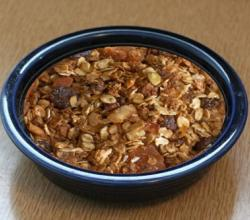Molasses Maple Nut Granola