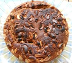 Homemade Nutty Fruit Cake