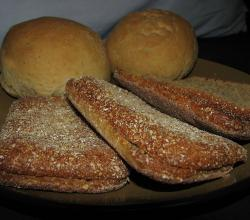 oat rolls and kaurapala