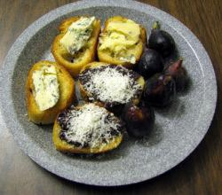 Greek Easter Foods-Olive Pates