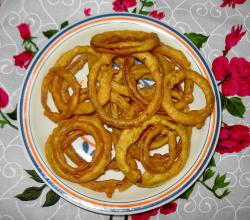 Onion Ring Pakora