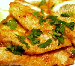 Parsley Sole Fillets