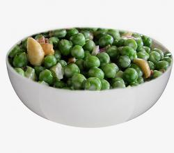 Pea And Peanut Salad
