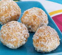 Coconut Cookie Balls