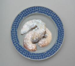 Pecan Crescents