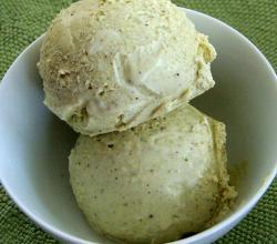Pistachio Ice Cream Surprise